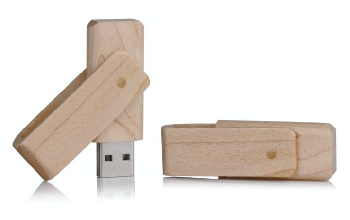 Twister Puu USB-Muistitikku