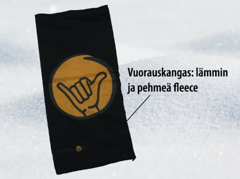 Polar Fleece Tuubihuivi